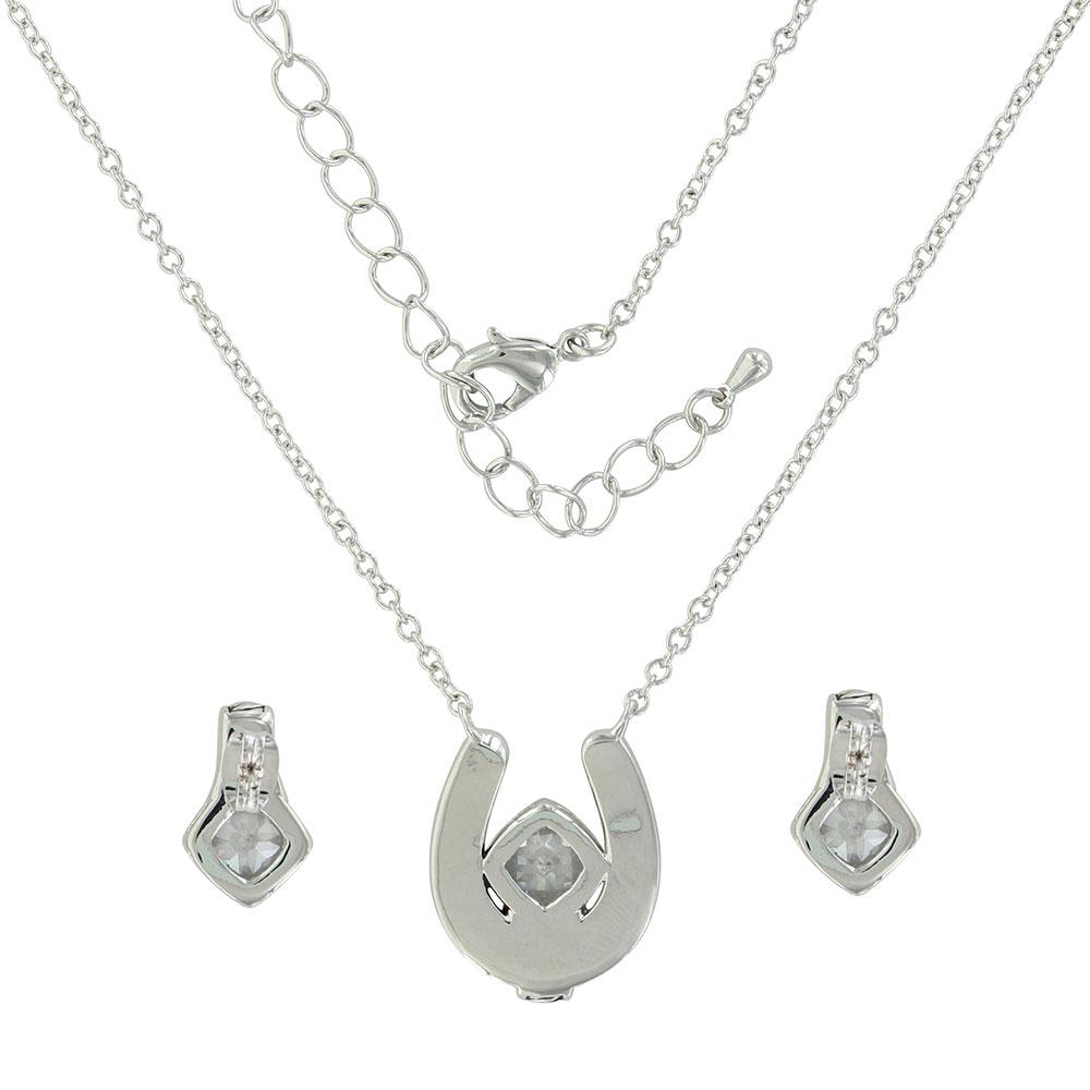 Follow Your Path Horseshoe Jewelry Set