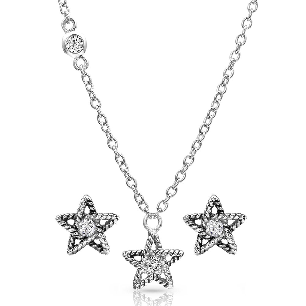 Shooting Star Mini Jewelry Set