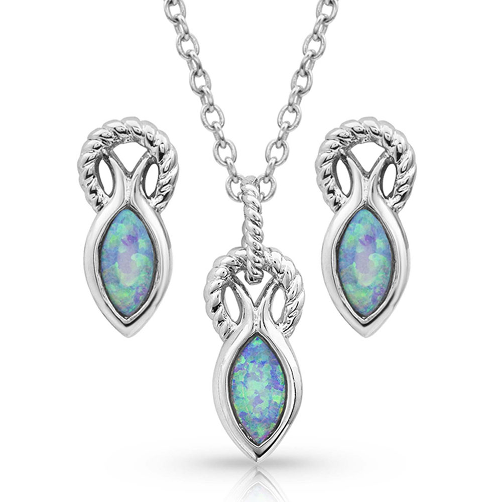 Rooted in Water Jewelry Set