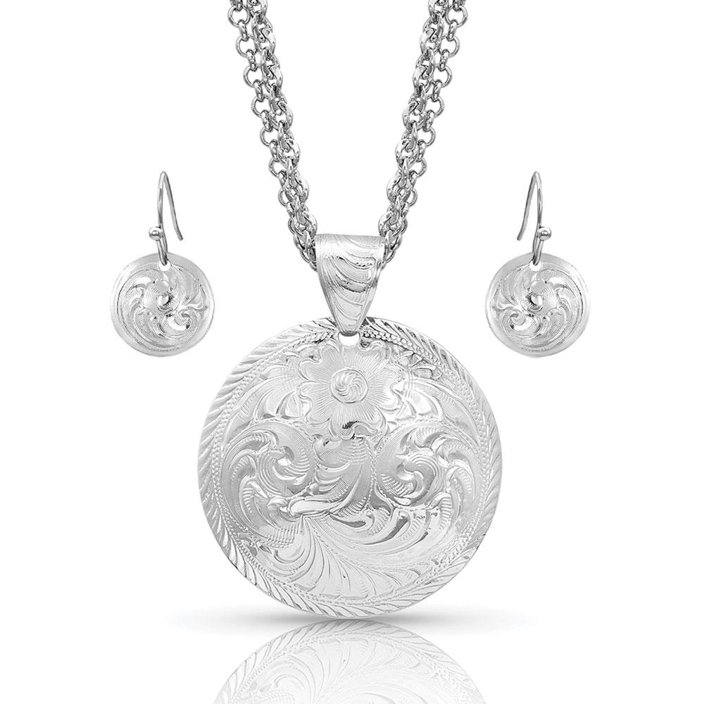 Classic Beauty Concho Jewelry Set