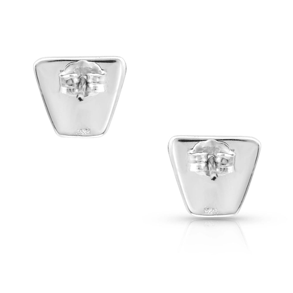 Rocky Top Stud Earrings