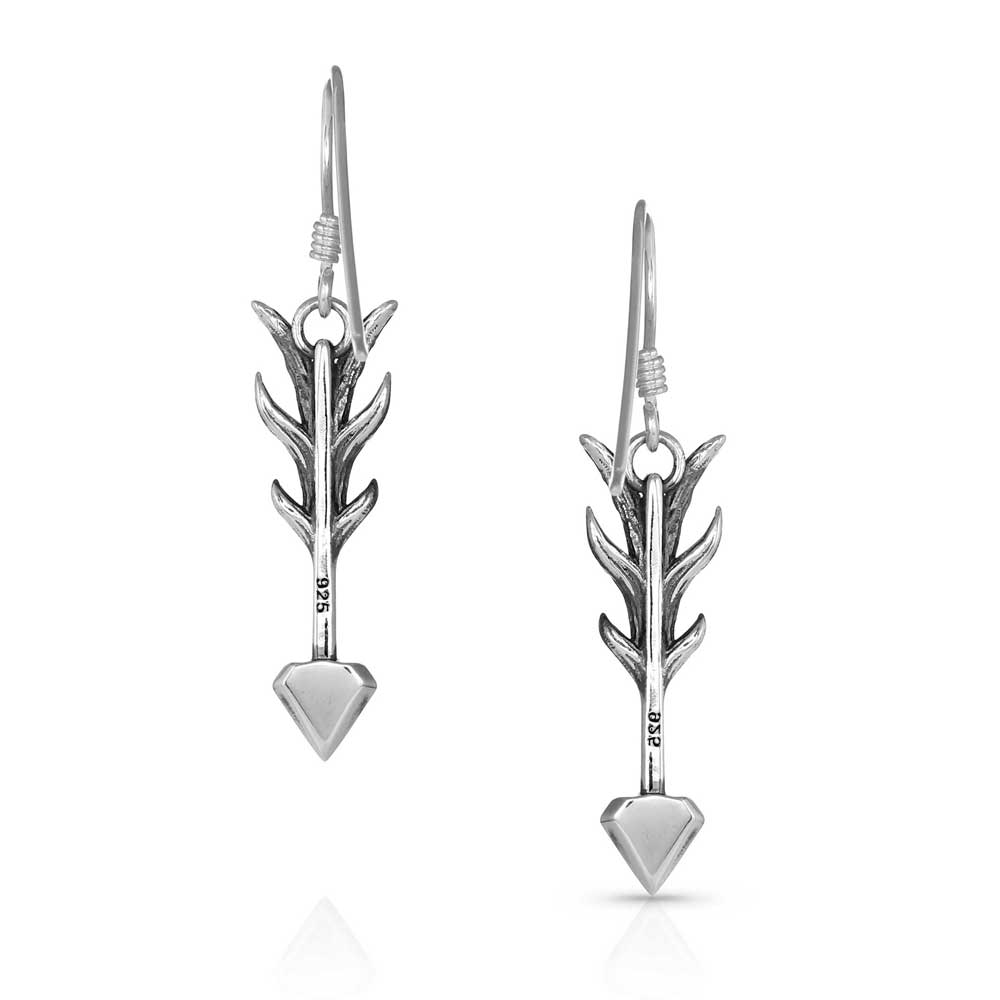 Kristy Titus Nature's Dart Arrow Earrings
