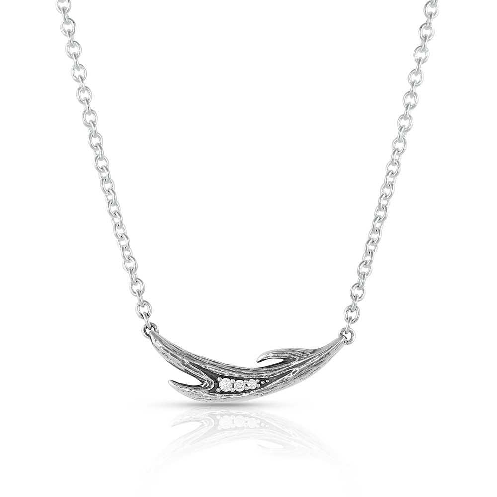 Kristy Titus Mountain Joy Antler Necklace