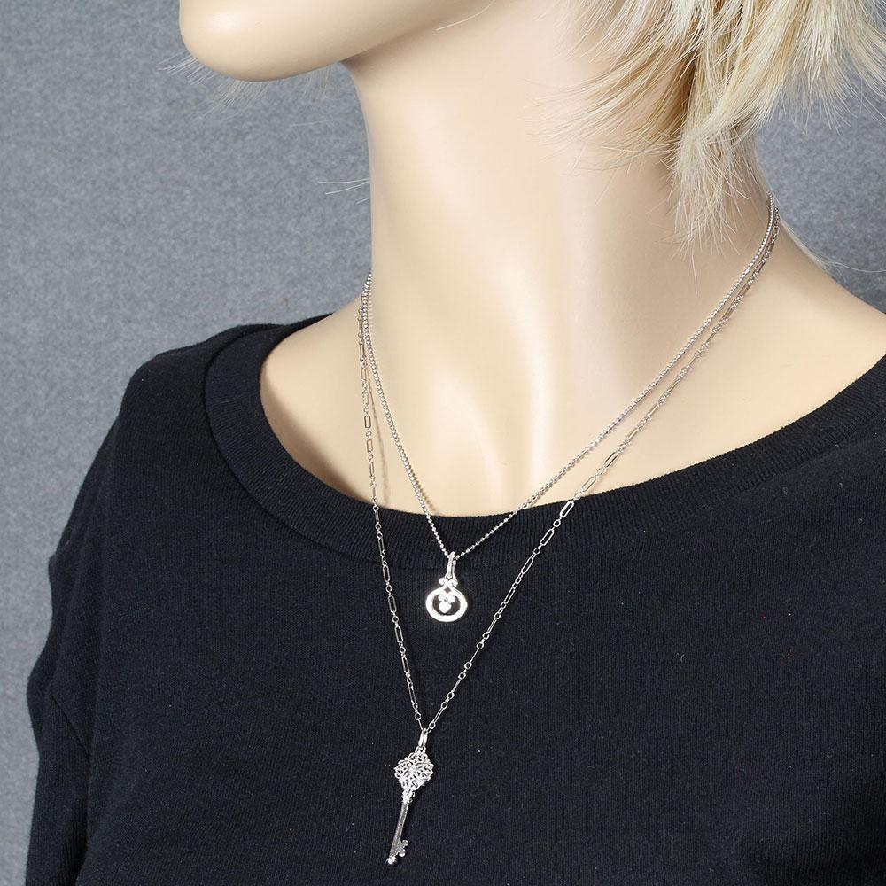 Diamond Reign Pendant Necklace