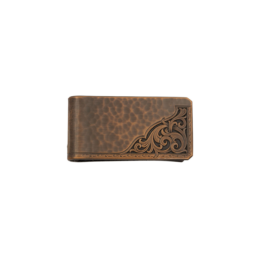 Rough Out Money Clip