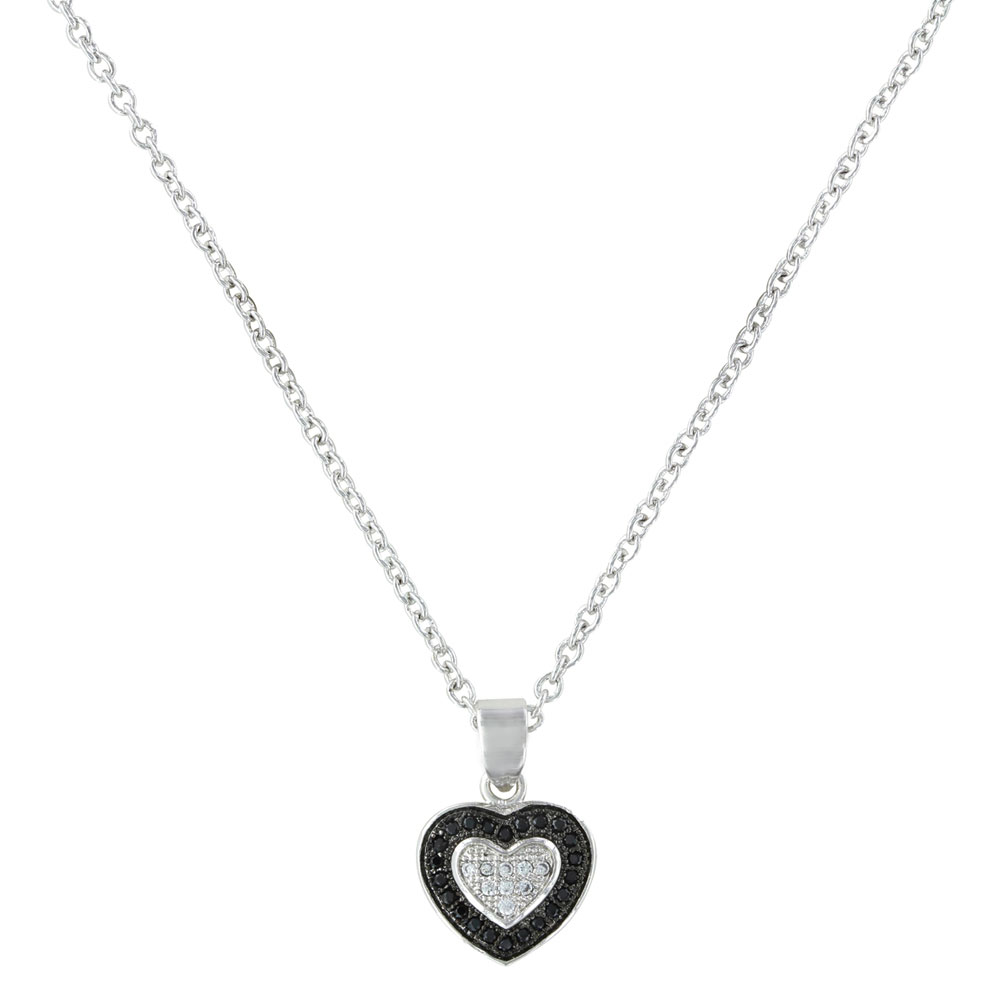 Double Layer of Love Necklace