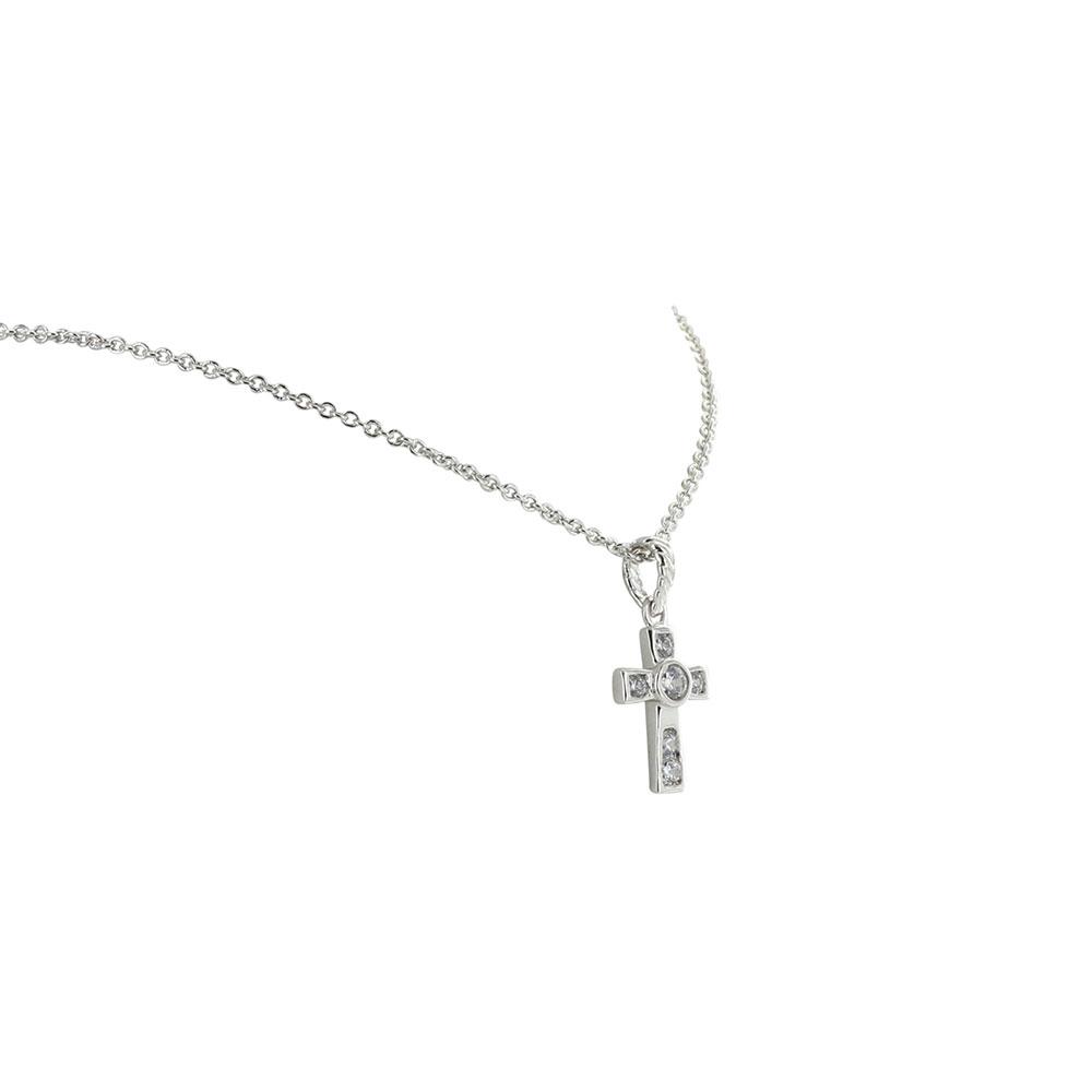 A Mark of Faith Cross Necklace