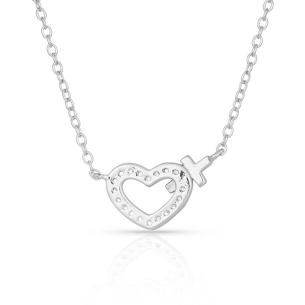 Heart of Faith Necklace