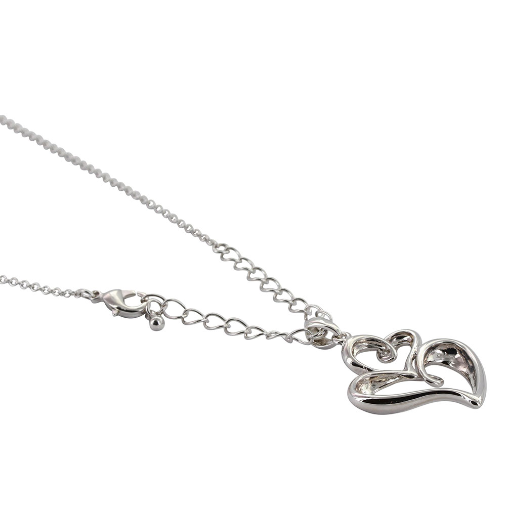 Infinite Love Heart Necklace