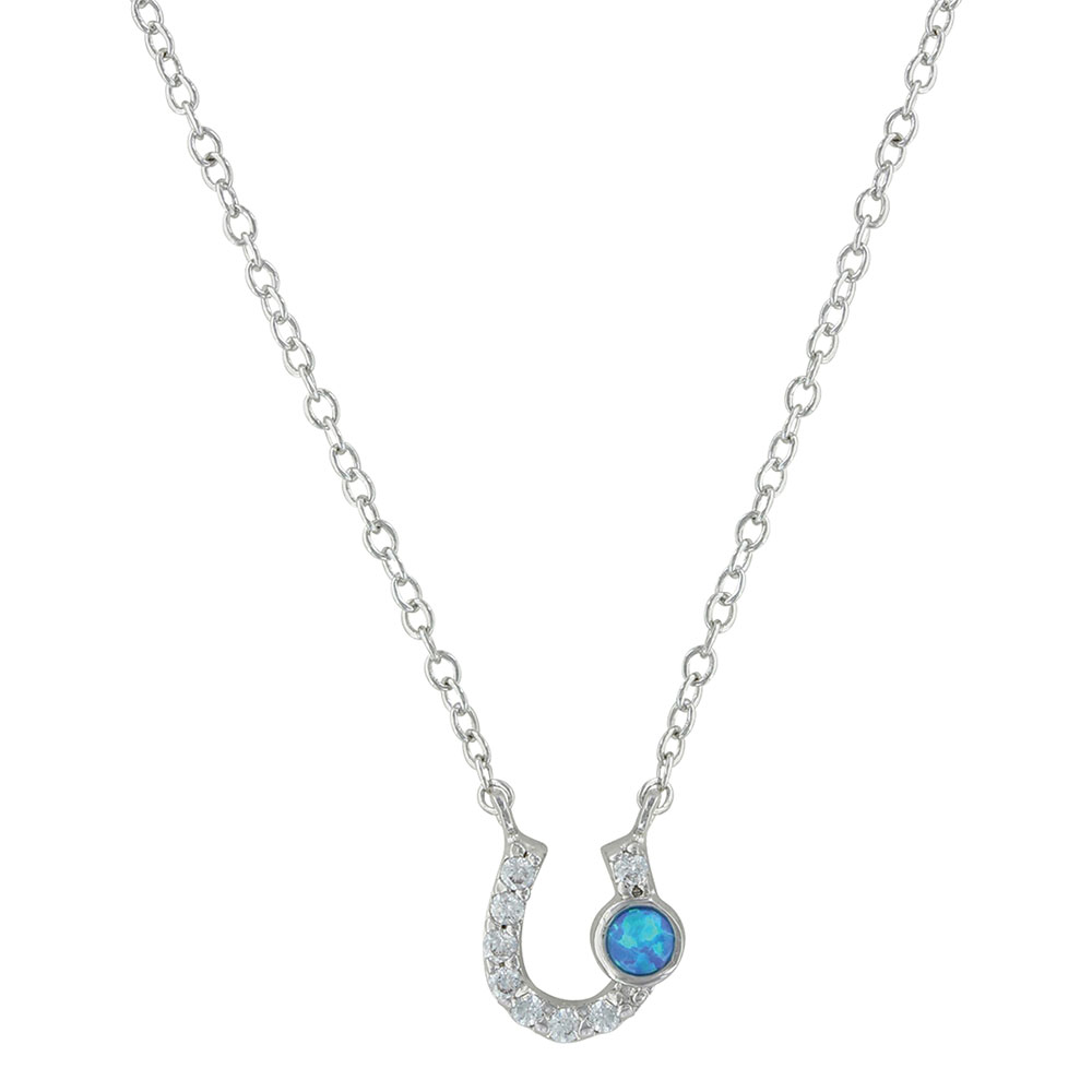 Lightfoot Horseshoe Necklace