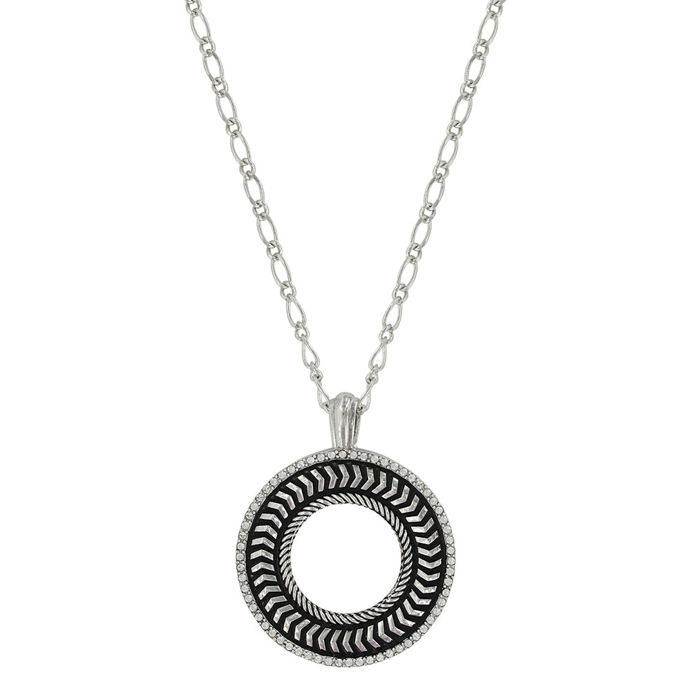 Wreathed in Strength Necklace