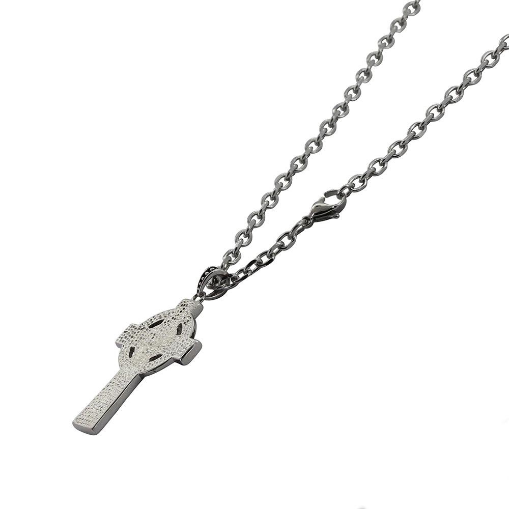 St. Patrick's Cross Necklace