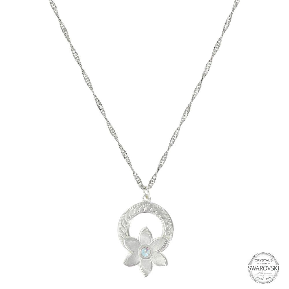 Flower Garland Necklace