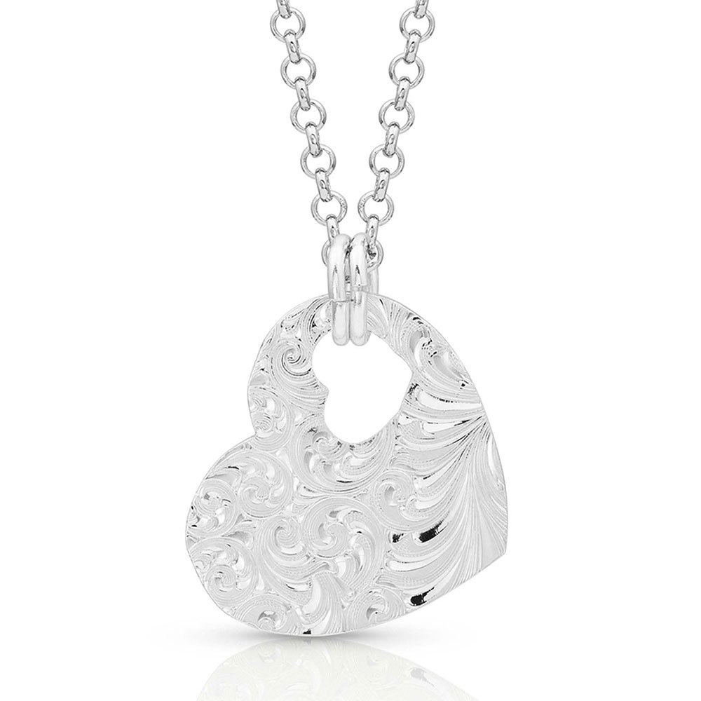 Montana You Have My Heart Necklace