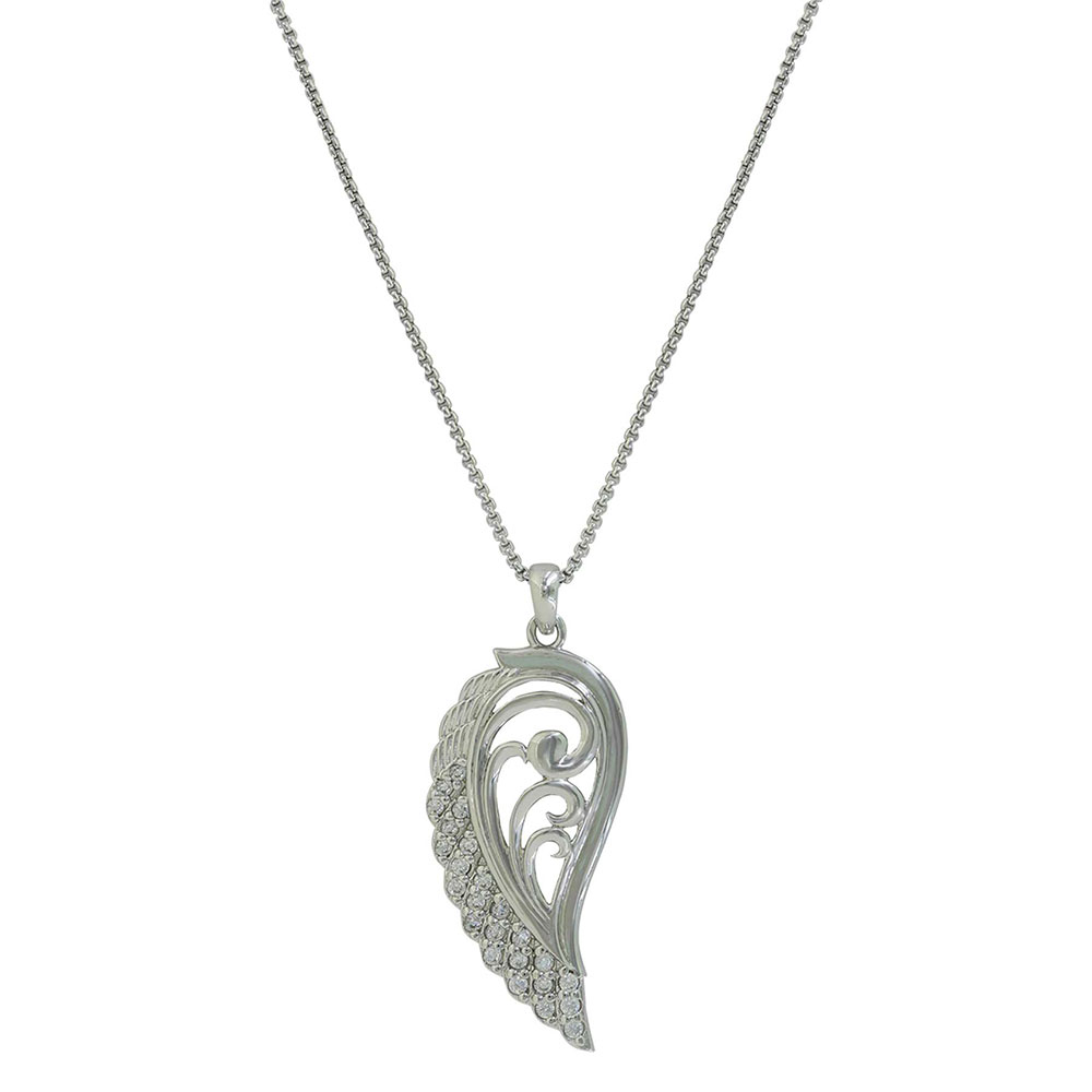 Flying Through the Gates of the Mountains Necklace