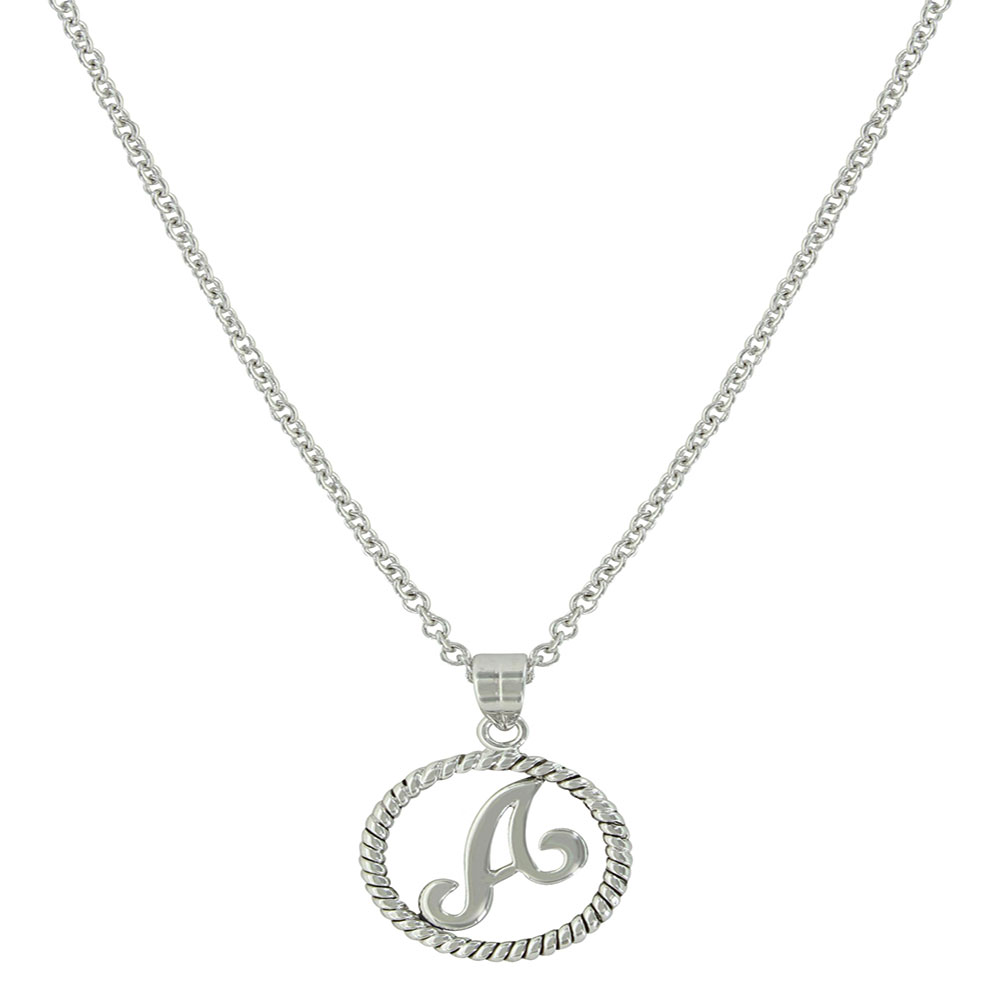 Montana Monogram Initial Necklace