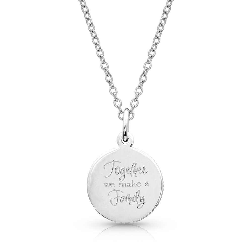 Happy Tails Corgi Charm Necklace