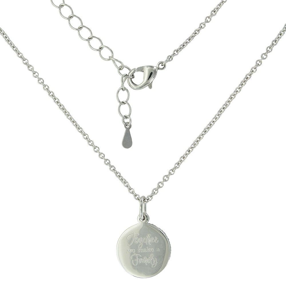 Happy Tails Labrador Charm Necklace
