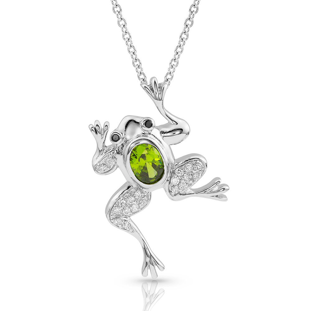 Prince of Frog's Necklace