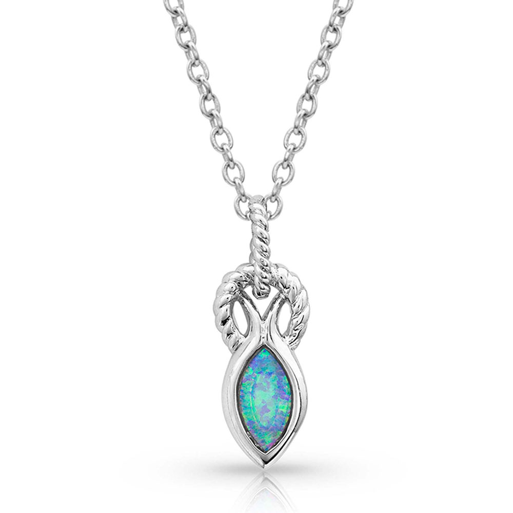 Rooted in Water Necklace