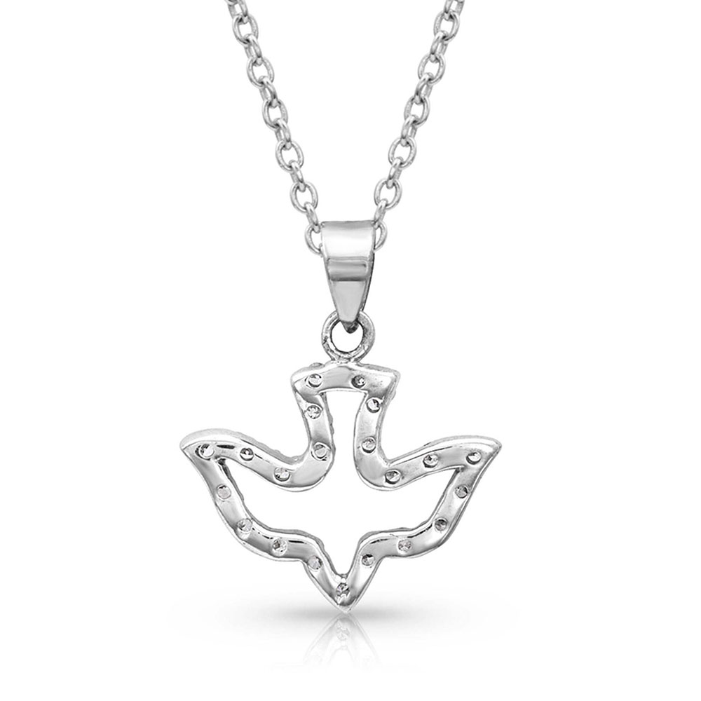 Dove of Hope Necklace