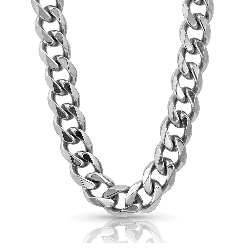 Cuban Link Chain Necklace