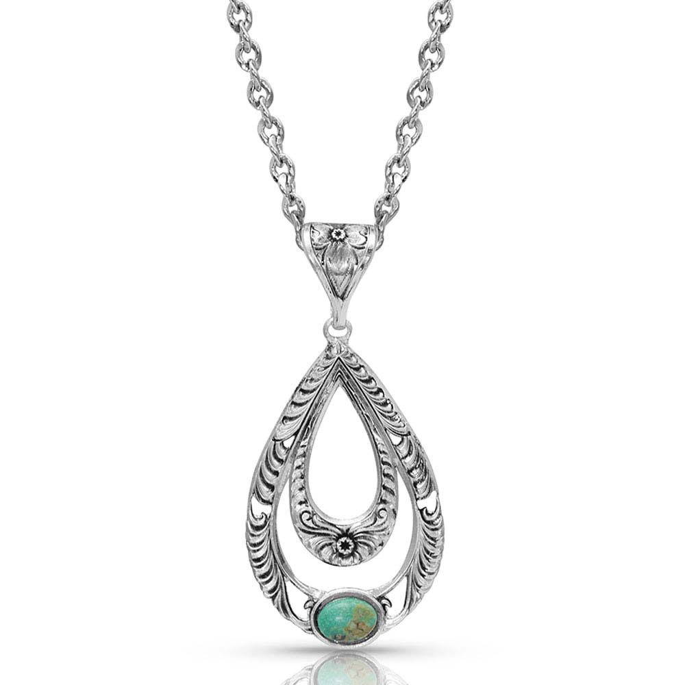 Hidden Canyon Turquoise Necklace