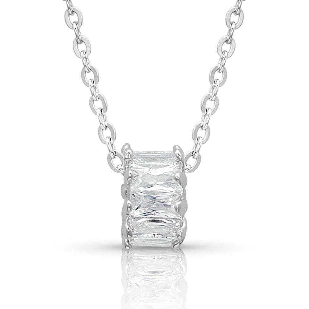 Star Light Water Wheel Necklace