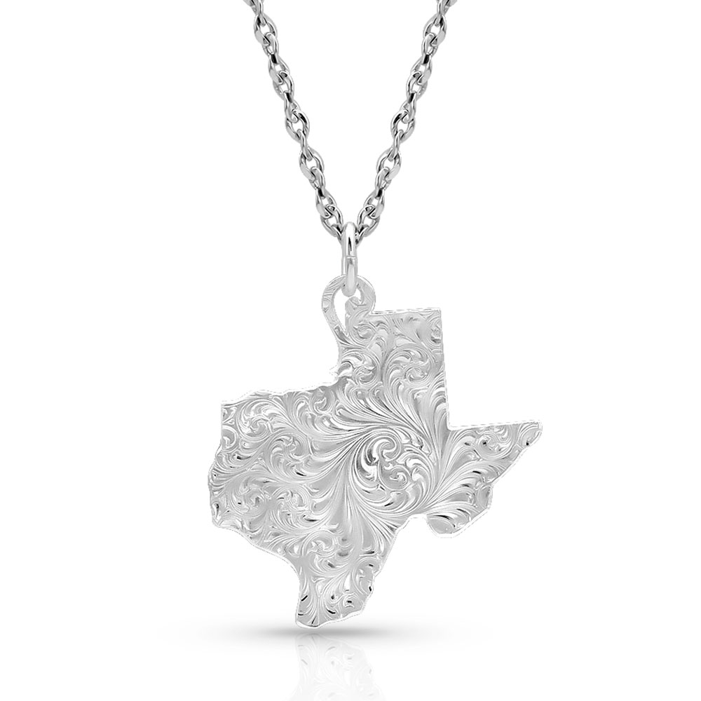Yellow Rose of Texas Necklace