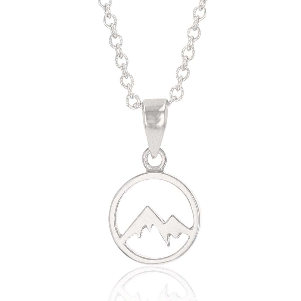 Mountain Majesty Charm Necklace