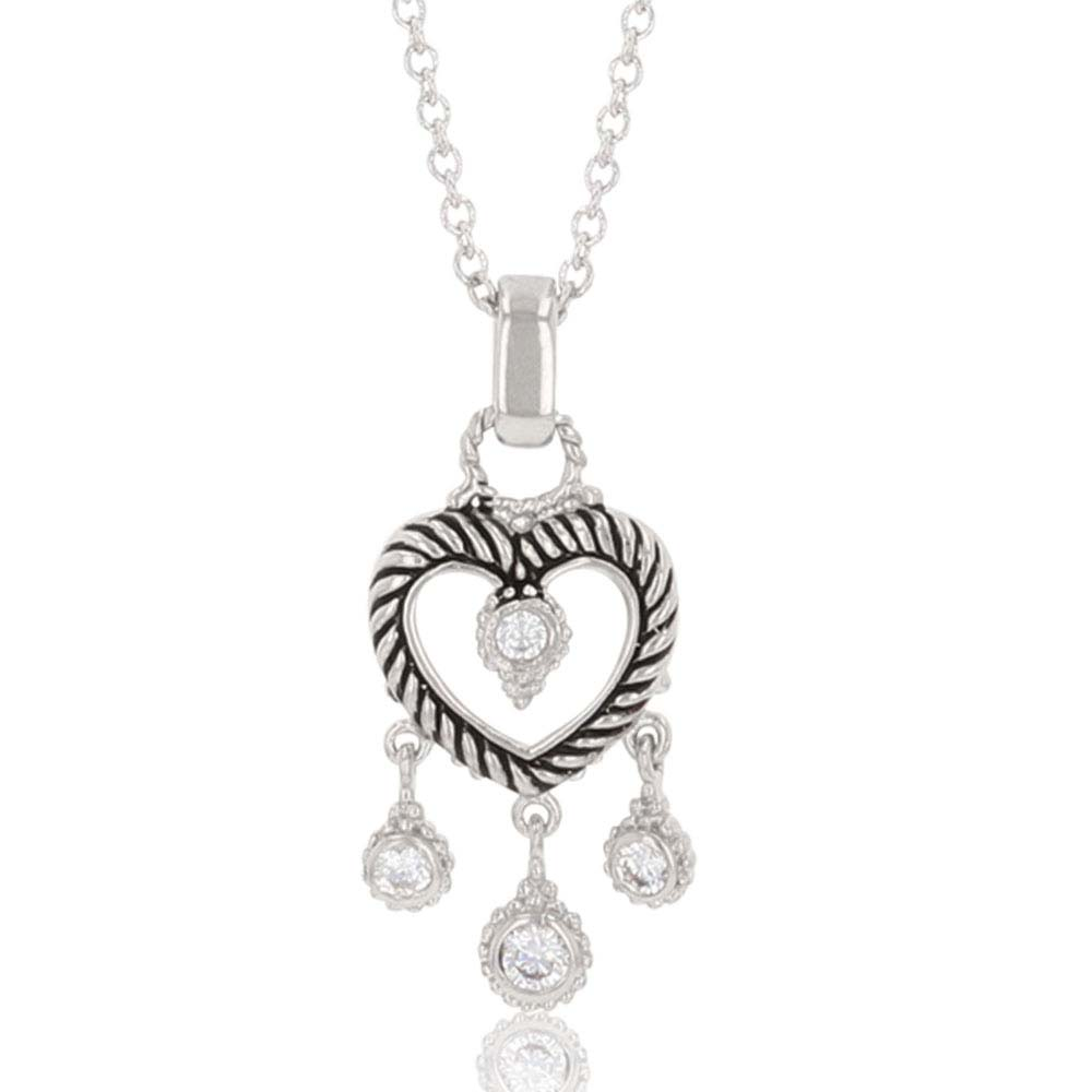 Dreaming With Your Heart Necklace