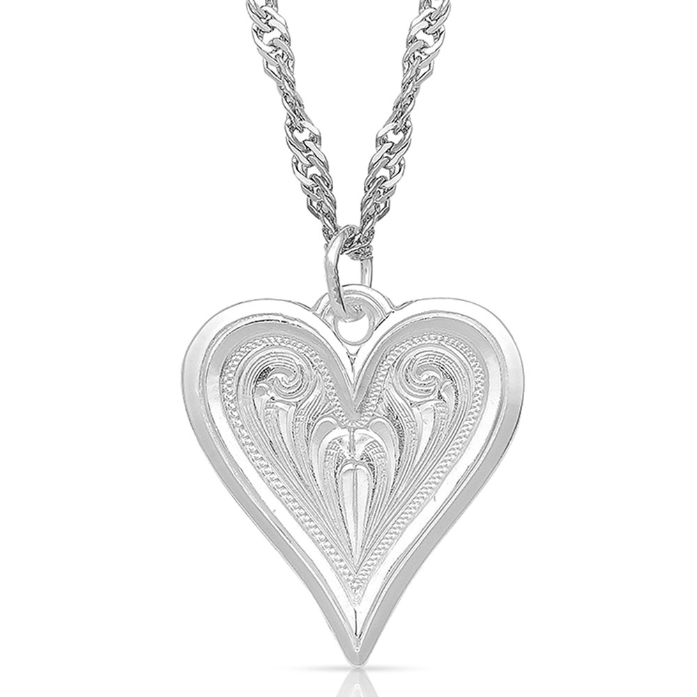 Just My Heart Necklace