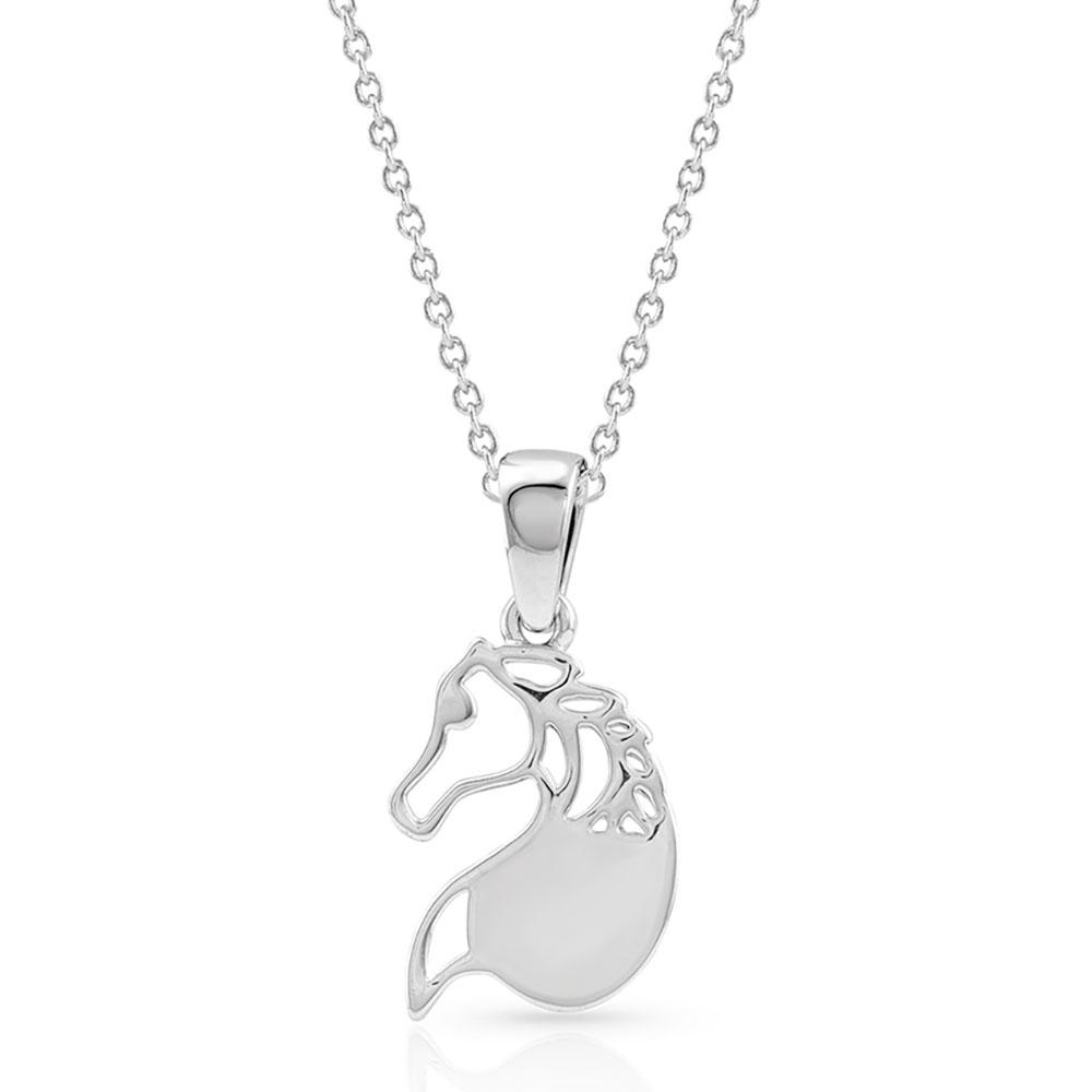 Equine Peace Necklace