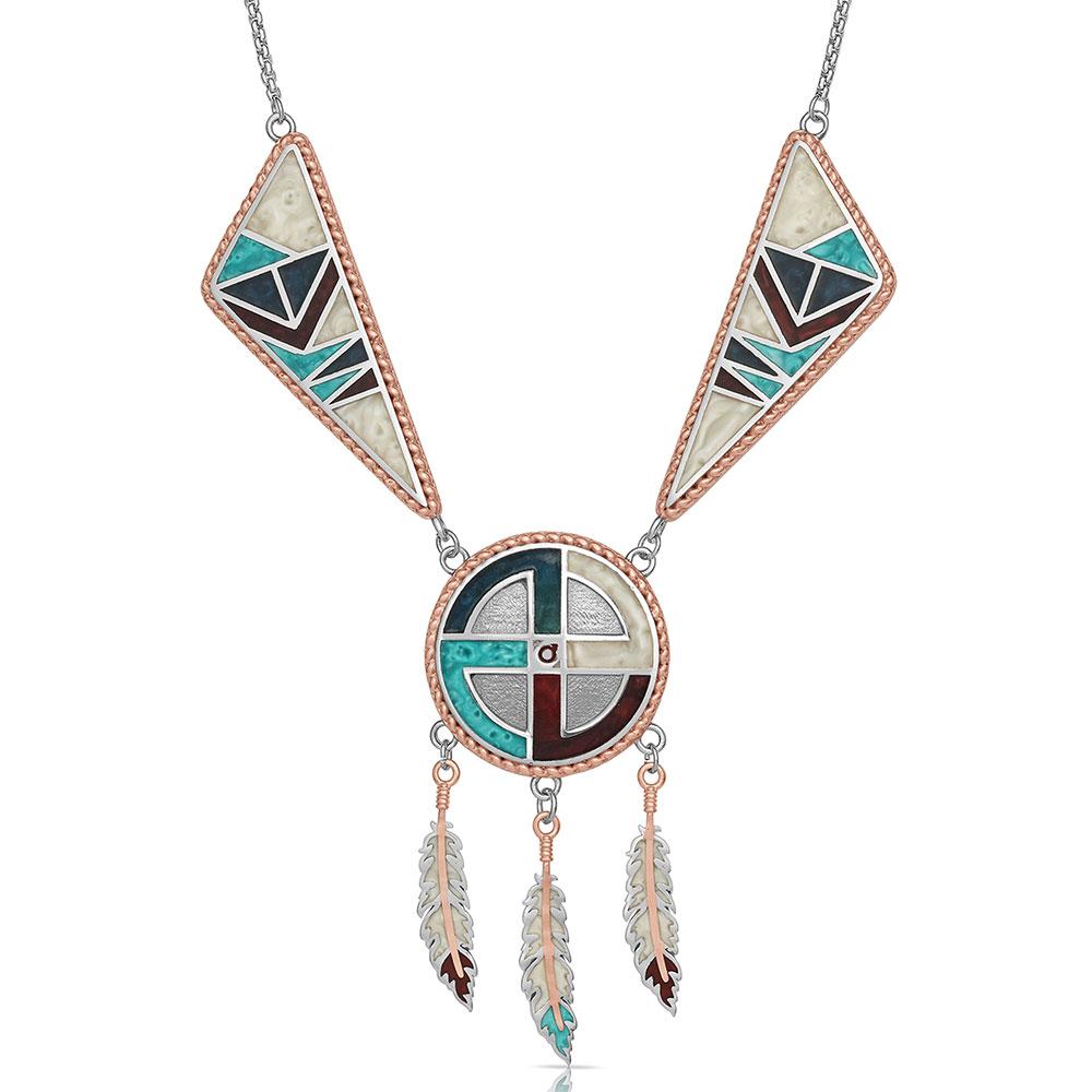 American Legends Dream Weaver Necklace