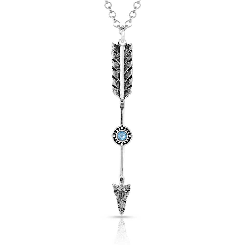 Timber Ridge Arrow Necklace