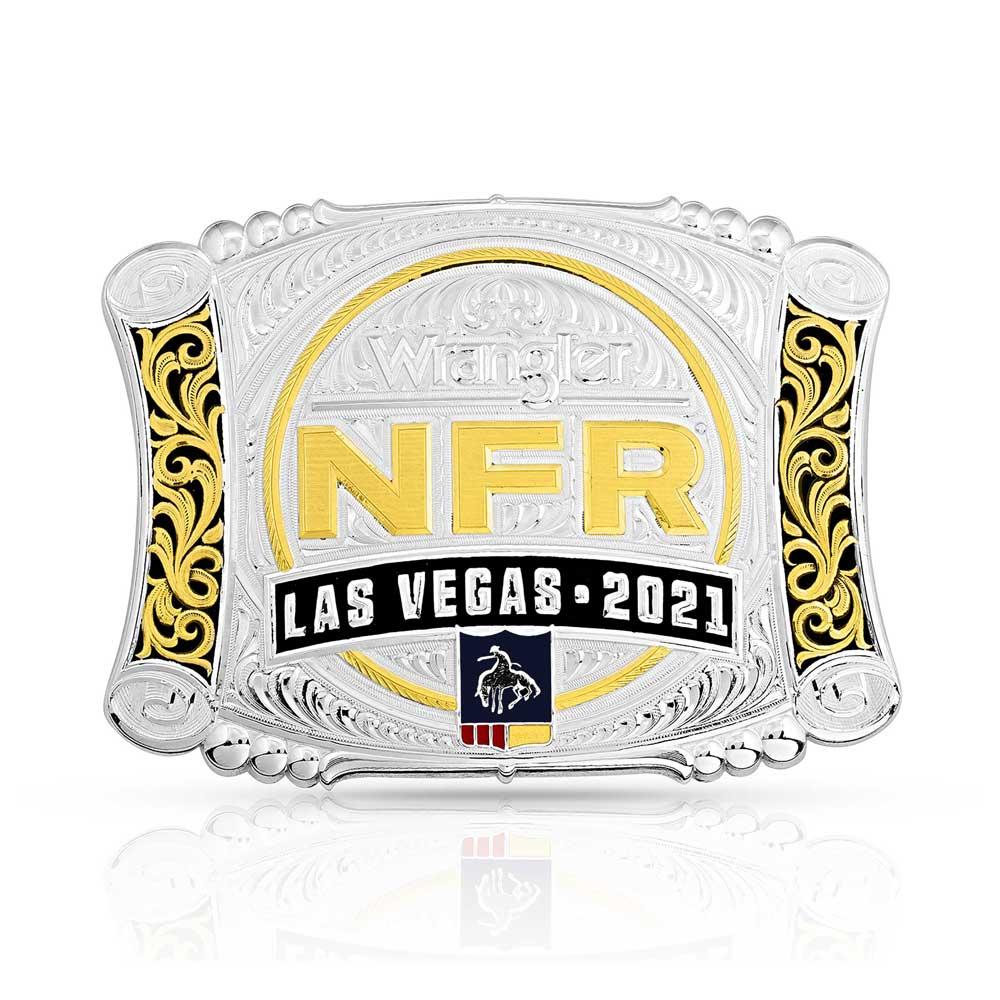 NFR 2021 Cinched Belt Buckle