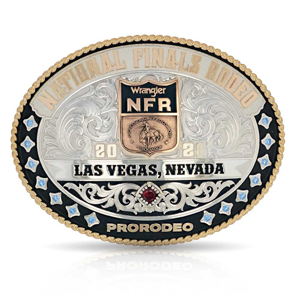 NFR 2021 Limited Edition Collector's Buckle