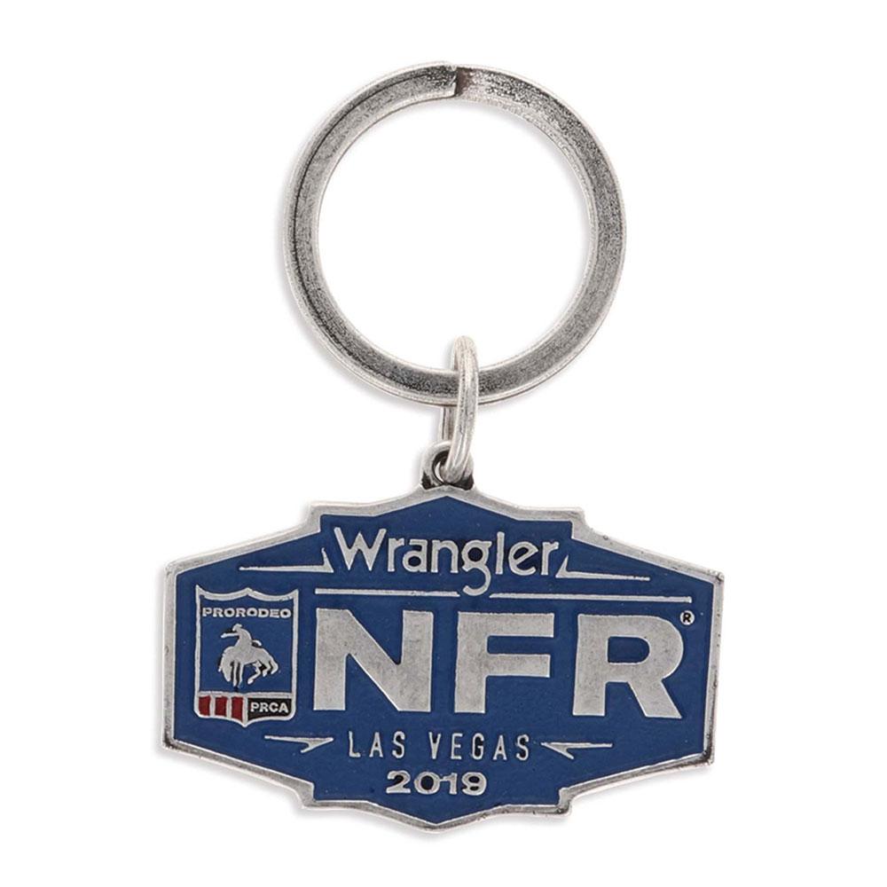 2019 WNFR Key Ring