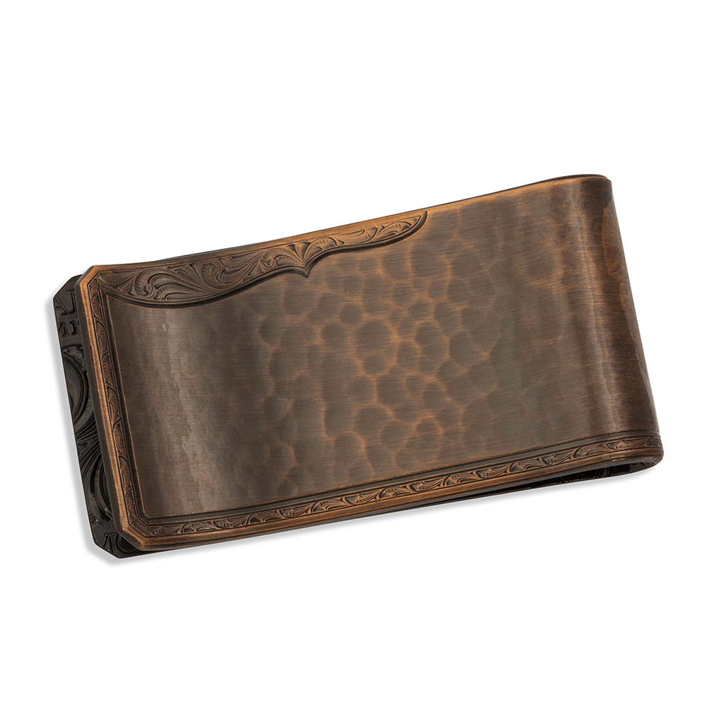 2019 WNFR Rough Out Money Clip