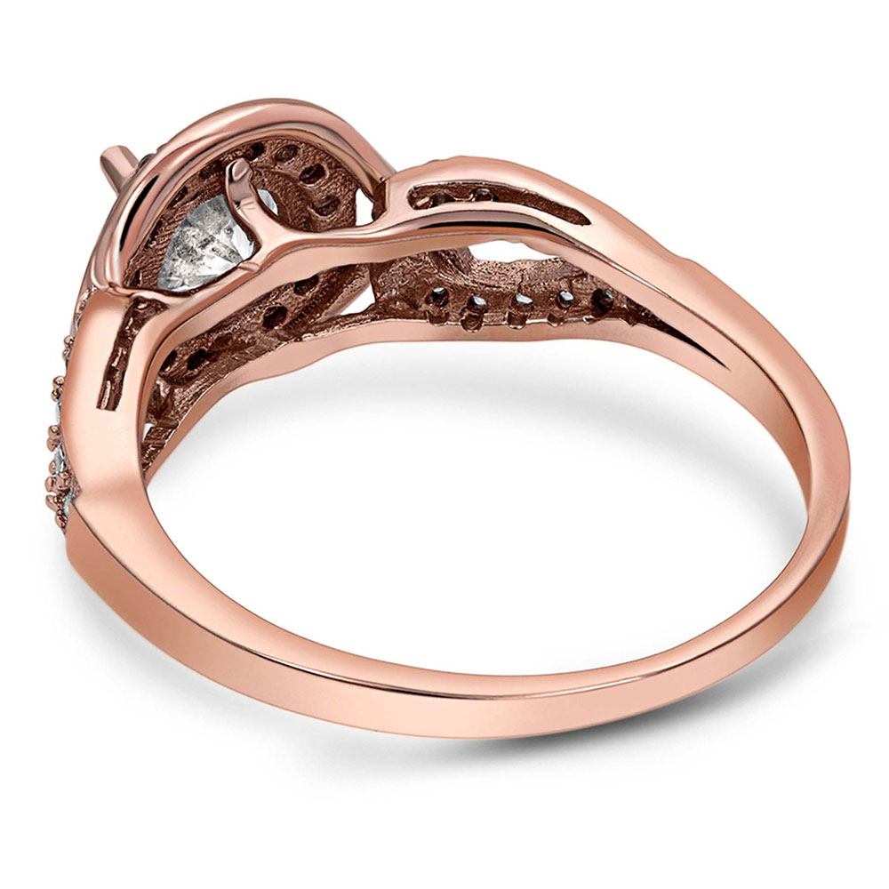 Rose Gold Bella Nova Ring