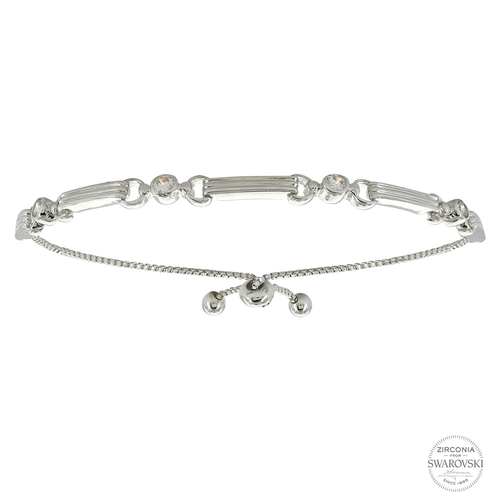 Sterling Lane Connected Bolo Bracelet