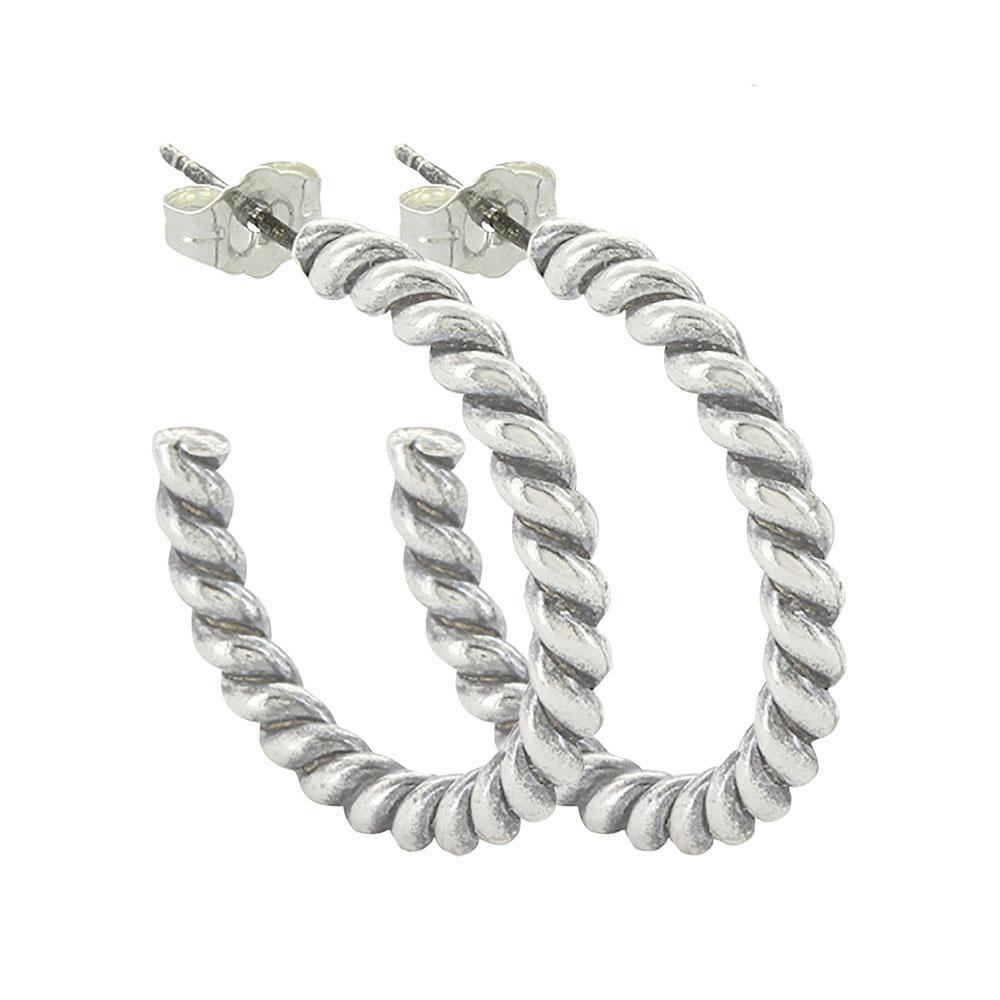 Sterling Lane Ties That Bind Post Earrings