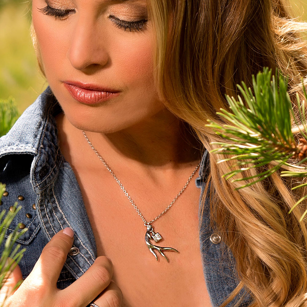Pursue the Wild Starlight Necklace