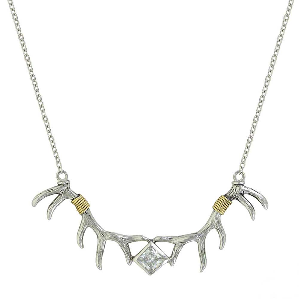 Pursue the Wild Nature's Art Necklace