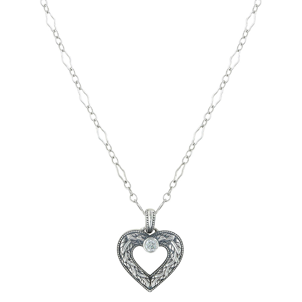 Wilderness Heart's Desire Necklace