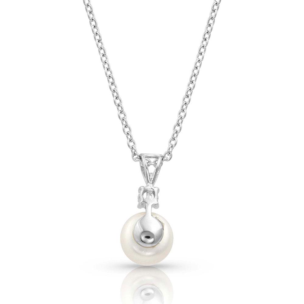 Sterling Lane Dew Drop Necklace
