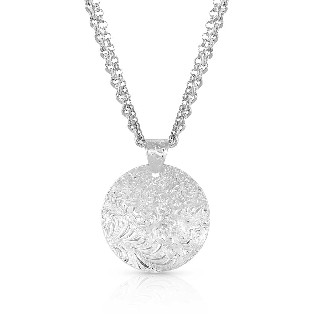 The Dutton Y Yellowstone Necklace