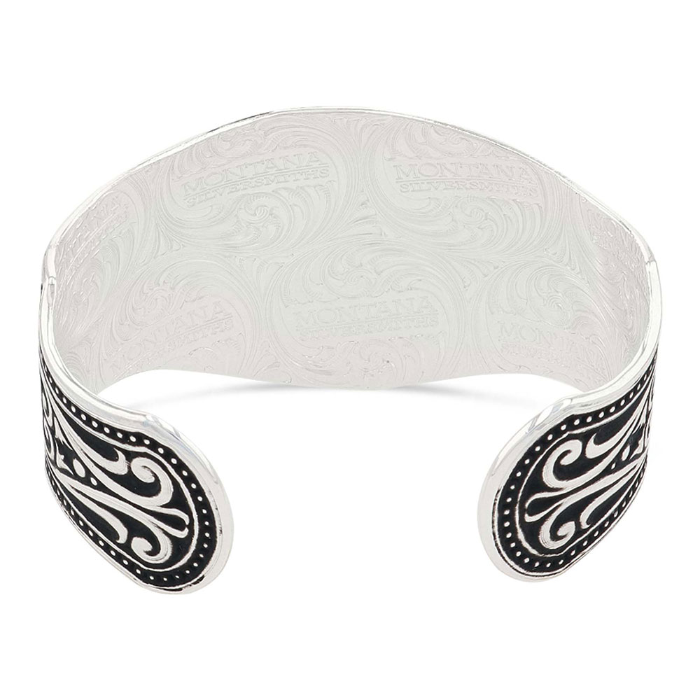 Majestic Waterfalls Cuff Bracelet