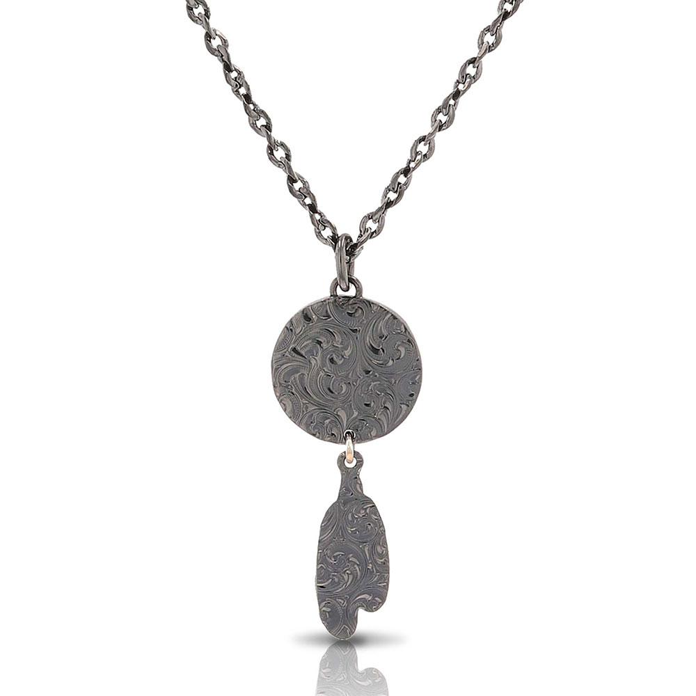 Roam Free Buffalo Necklace
